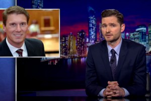 Charlie Pickering on Cory Bernardi and The Anti-Halal Movement On 'The Weekly'
