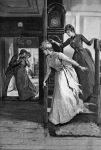 The Victorian passion of the adultery
