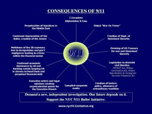 Consequences of 9/11