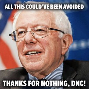 Thank the DNC for Trump!