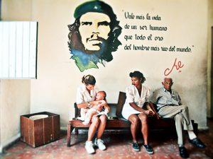 Cuban healthcare
