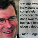 Tudge's apparent ignorance