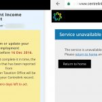 Access issues for Centrelink online facilitates debt being levied