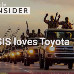 ISIS loves Toyota