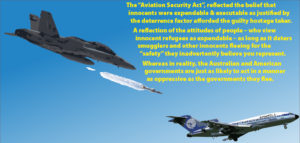 Securing on air matters