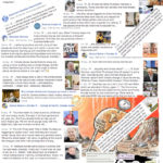 Social media post collage