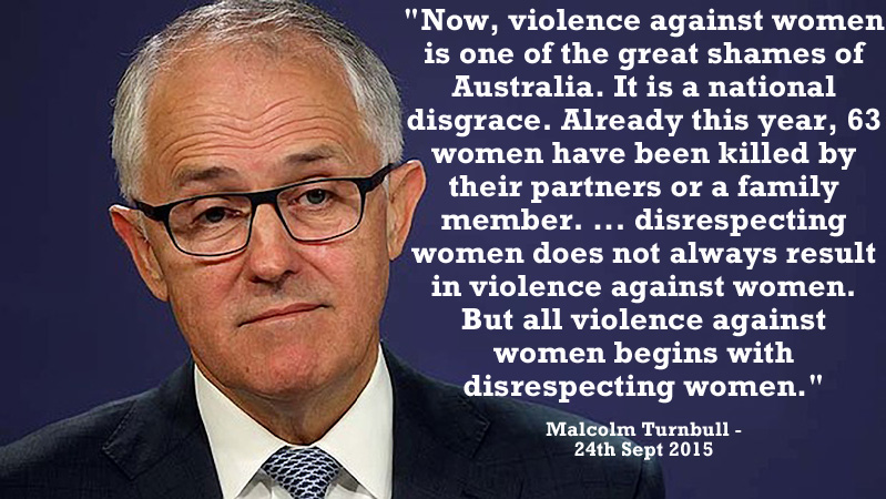 Malcolm's Words, to be followed by what deeds?