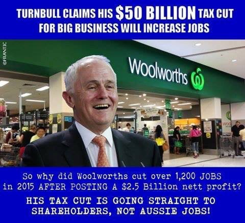 If not to Shareholders then OS tax havens but not to create jobs!